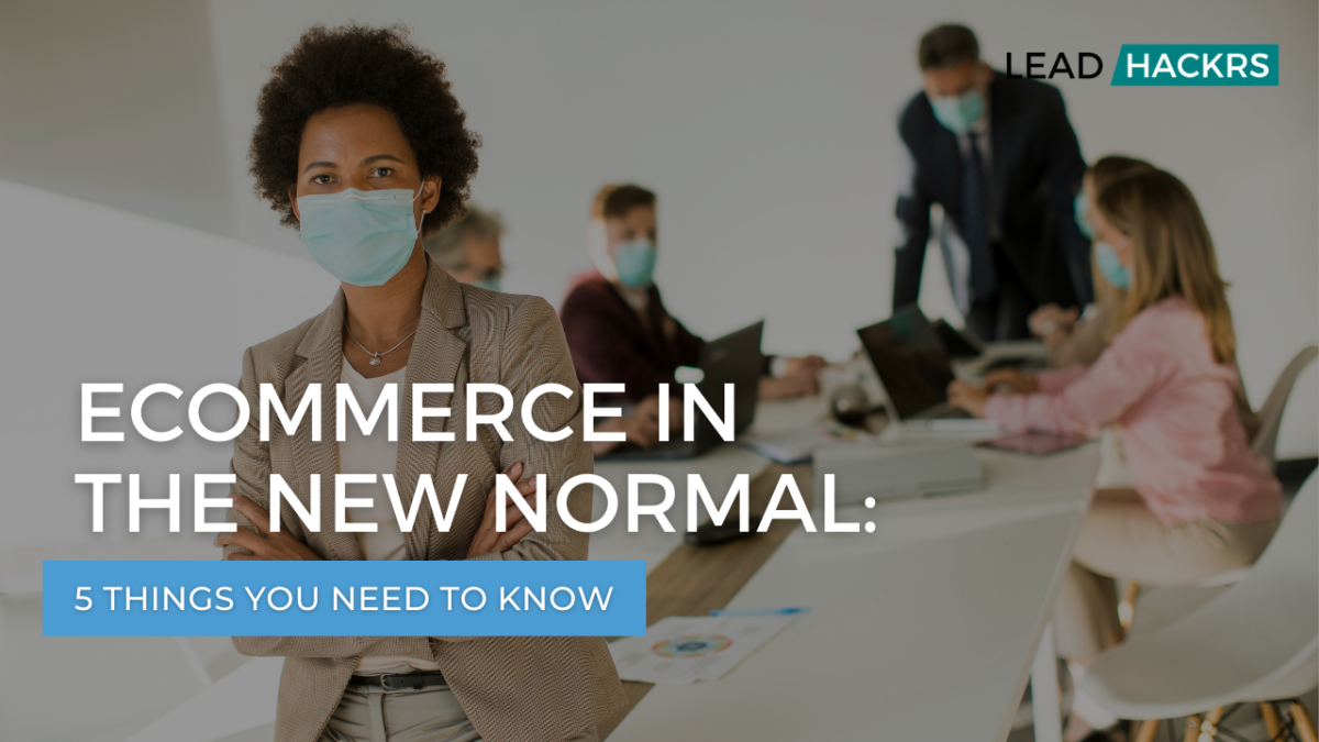 ecommerce in the new normal featured image