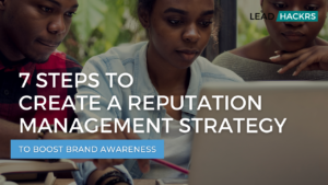 reputation management strategy featured image